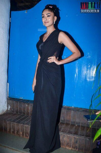 Mrunal Thakur At The 'Emmay Entertainment' Party