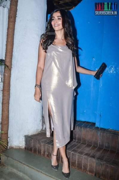 Pooja Hegde At The 'Emmay Entertainment' Party
