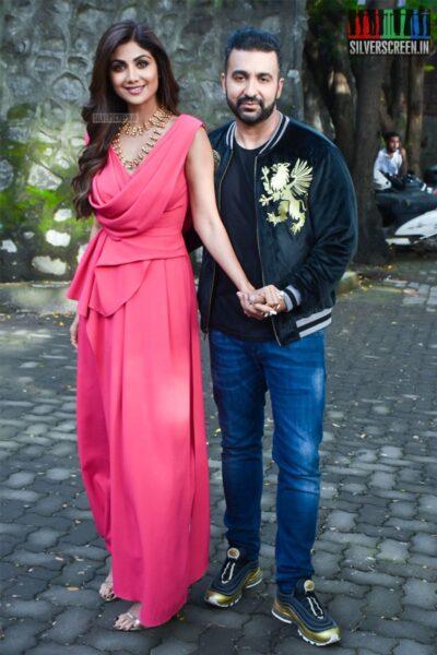 Shilpa Shetty Promotes 'Lagao Boli'