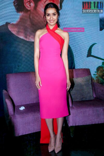 Shraddha Kapoor At The 'Saaho' Press Meet