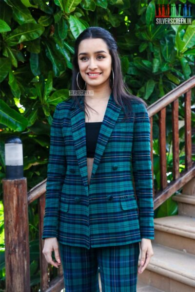 Shraddha Kapoor Promotes 'Saaho'