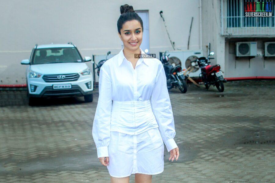 Shraddha Kapoor Promotes 'Chhichhore'