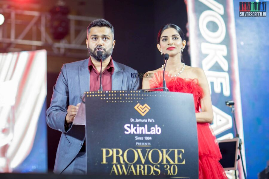 Sahithya Jagannathan At The Provoke Awards 3.0