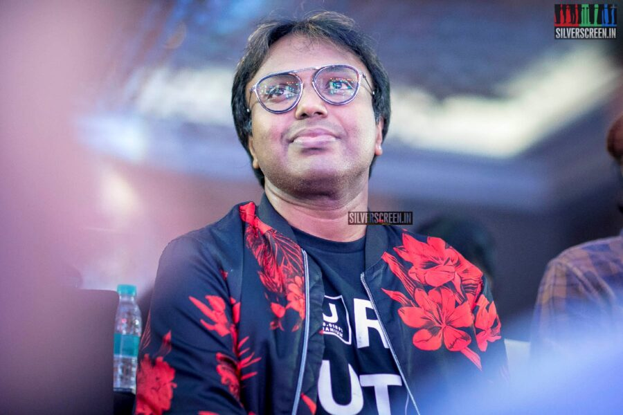 D Imman At The Provoke Awards 3.0