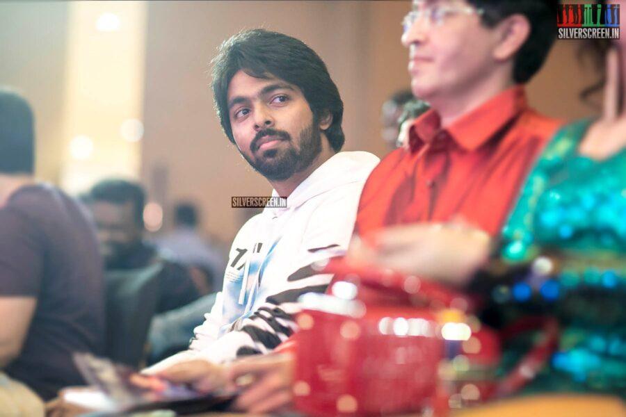 GV Prakash Kumar At The Provoke Awards 3.0