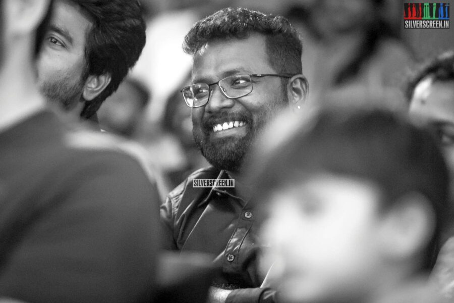 Arunraja Kamaraj At The Provoke Awards 3.0
