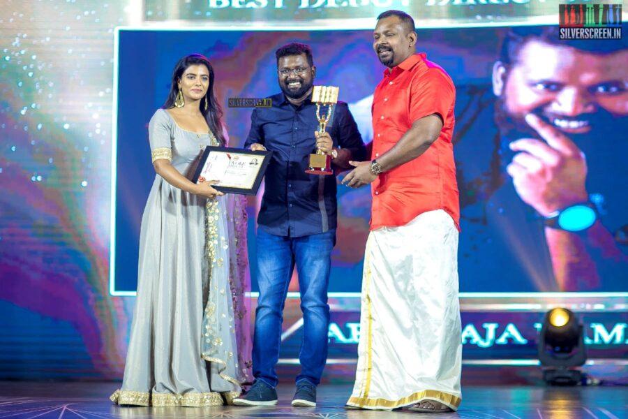 Aishwarya Rajesh At The Provoke Awards 3.0