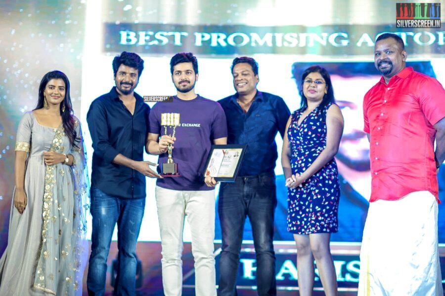 Sivakarthikeyan, Aishwarya Rajesh, Harish Kalyan At The Provoke Awards 3.0
