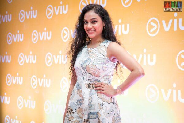 Rupa Manjari At The VIU Launch In Chennai