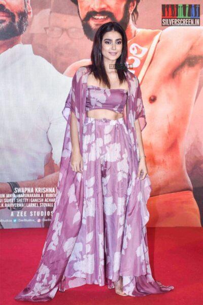 Aakanksha Singh At The 'Pehlwaan' Trailer Launch
