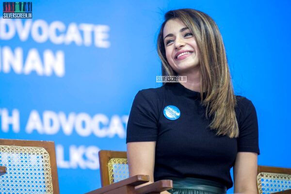 Trisha Speaks Against Child Violence At A UNICEF India Event