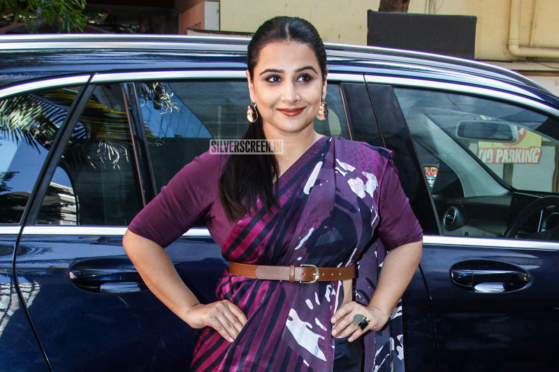 Vidya Balan At 'Those Magnificent Women And Their Flying Machines' Book