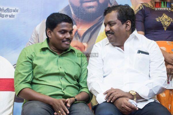 Celebrities At The 'Kanni Rasi' Press Meet