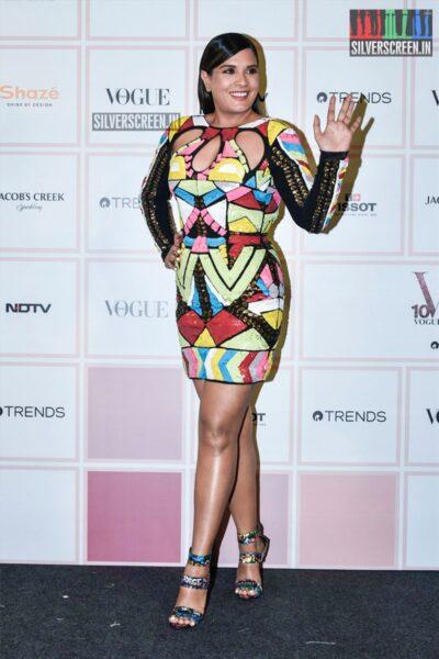 Richa Chadda At The 'Vogue Beauty Awards 2019'