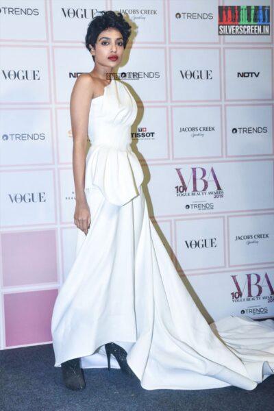 Sobhita Dhulipala At The 'Vogue Beauty Awards 2019'