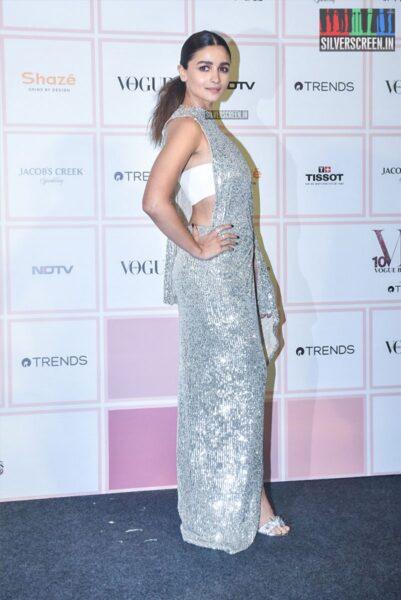 Alia Bhatt At The 'Vogue Beauty Awards 2019'