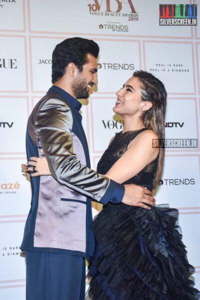 Sara Ali Khan At The 'Vogue Beauty Awards 2019'