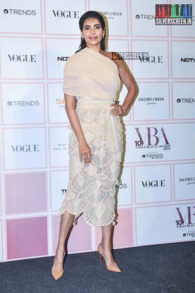 Karishma Tanna At The 'Vogue Beauty Awards 2019'