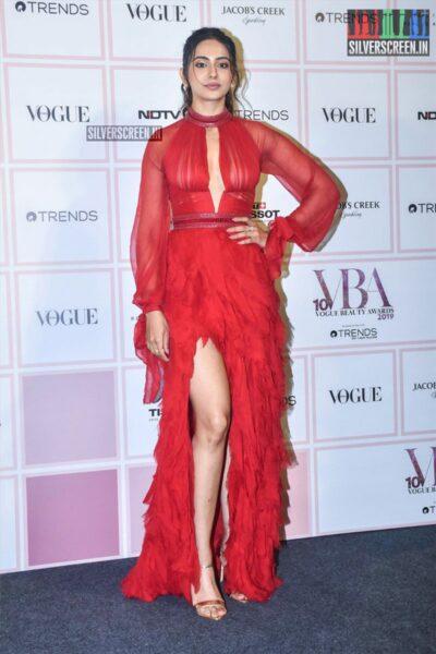 Rakul Preet Singh At The 'Vogue Beauty Awards 2019'