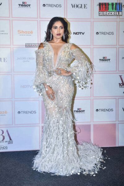 Surveen Chawla At The 'Vogue Beauty Awards 2019'