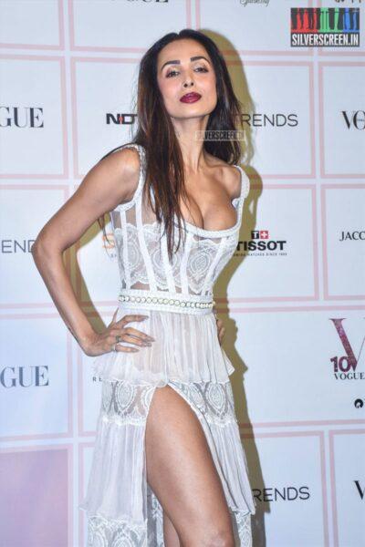Malaika Arora At The 'Vogue Beauty Awards 2019'
