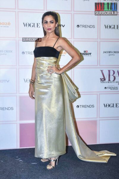 Amrita Arora At The 'Vogue Beauty Awards 2019'