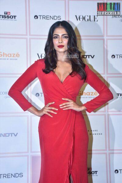 Malavika Mohanan At The 'Vogue Beauty Awards 2019'