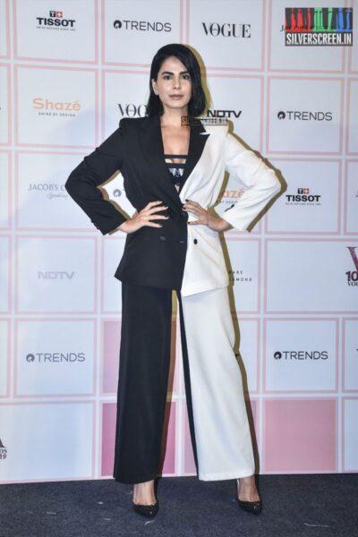 Kirti Kulhari At The 'Vogue Beauty Awards 2019'