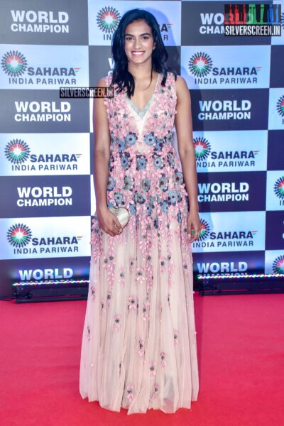 Felicitation Event Of PV Sindhu