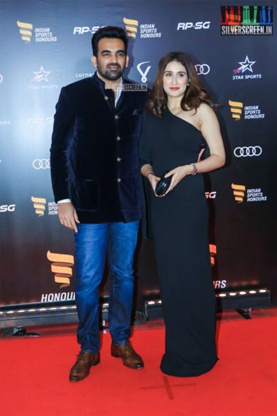 Celebrities At 'Indian Sports Honors 2019' In Mumbai