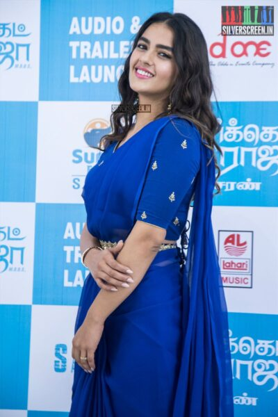 Kavya Thapar At The 'Market Raja MBBS' Audio Launch