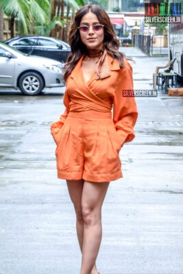 Nushrat Bharucha Promotes 'Dream Girl'