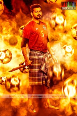 Bigil Movie Stills Starring Vijay