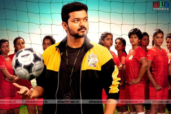 Bigil Movie Stills Starring Vijay