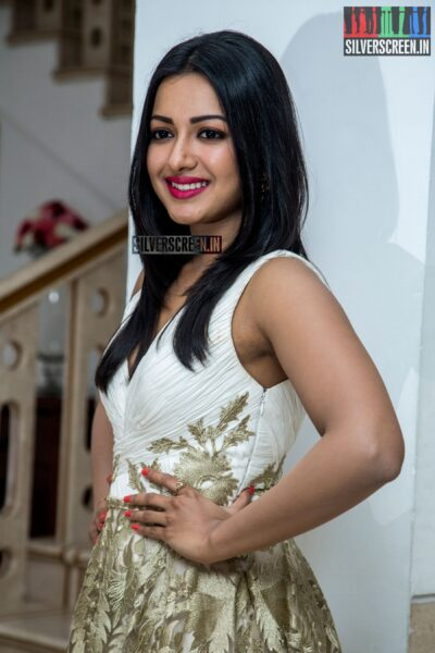 Catherine Tresa HQ Photos from Kanithan Audio Launch