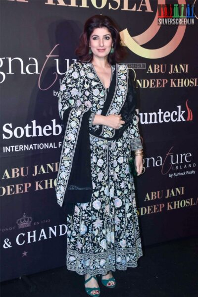 Celebrities At Abu Jani And Sandeep Khosla's Fashion Show