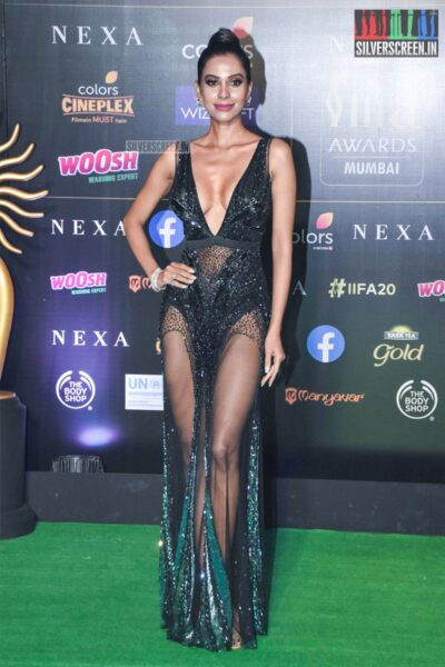 Celebrities At The 20th 'IIFA Awards 2019' at NSCI, Dome In Mumbai