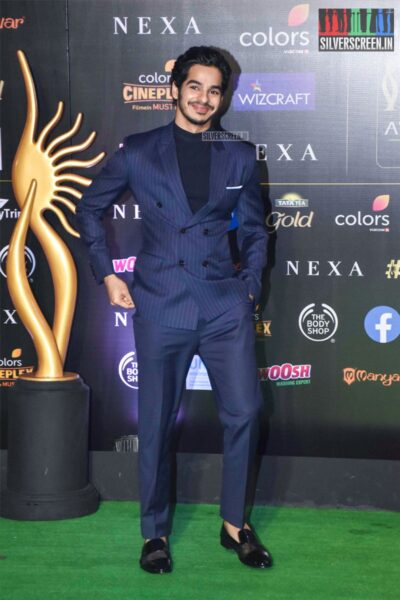 Ishaan Khatter At The 20th 'IIFA Awards 2019' at NSCI, Dome In Mumbai