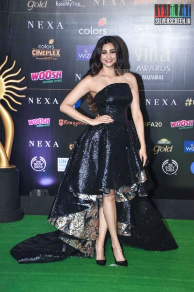 Daisy Shah At The 20th 'IIFA Awards 2019' at NSCI, Dome In Mumbai