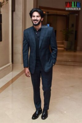 Dulquer Salmaan Promotes 'The Zoya Factor'