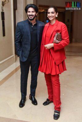 Dulquer Salmaan, Sonam Kapoor Promote 'The Zoya Factor'