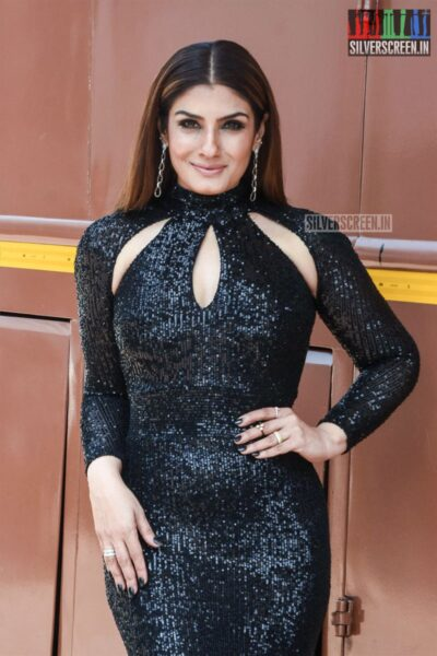 Raveena Tandon Promotes 'War' On The Sets Of Nach Baliye 9