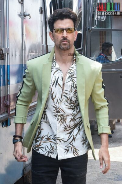 hrithik Roshan Promotes 'War' On The Sets Of Nach Baliye 9