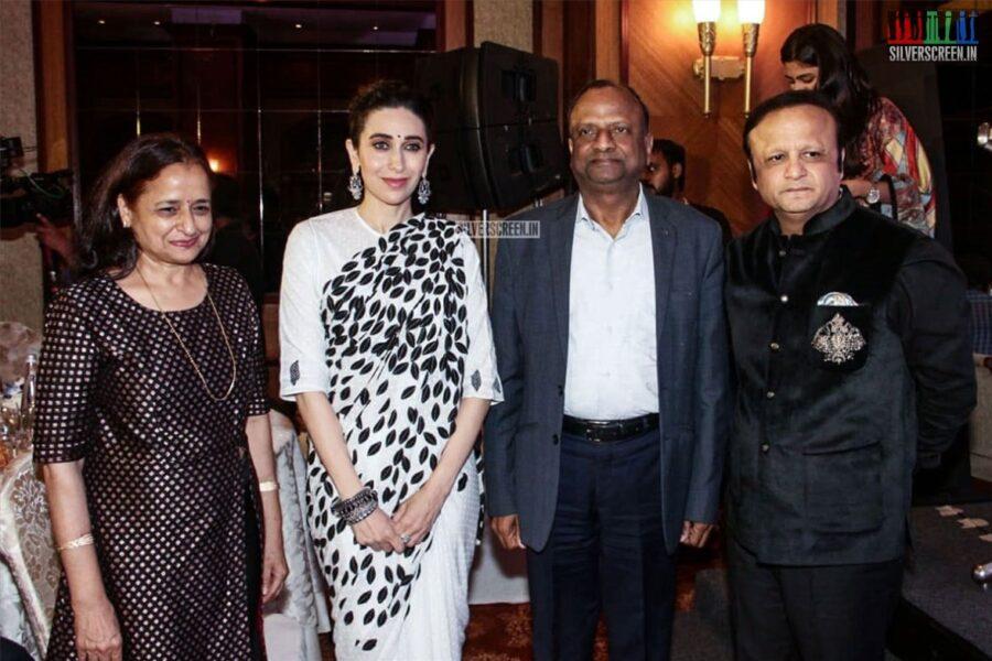 Karisma Kapoor At The Celebration Of 22nd Year Of Bhamla Foundations