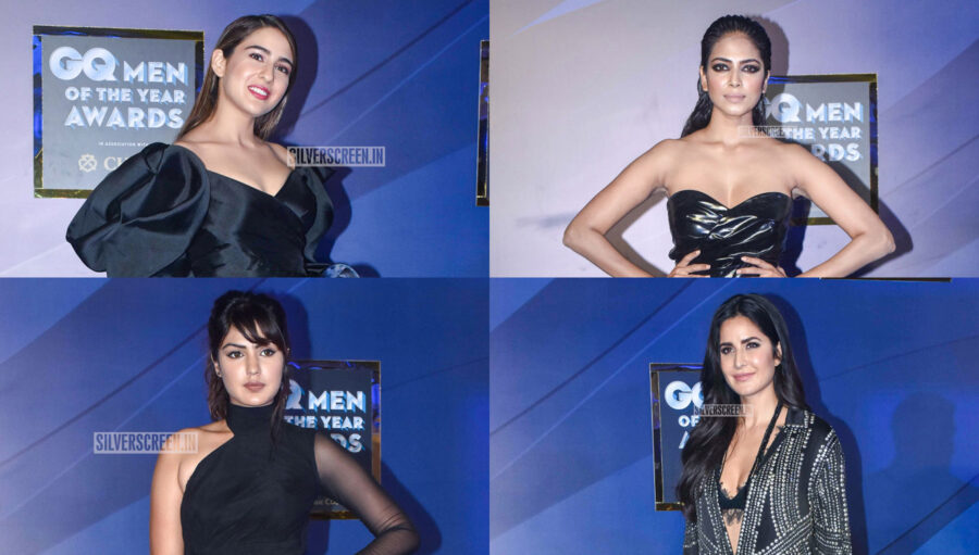 Celebrities At The 'GQ Men Awards 2019'