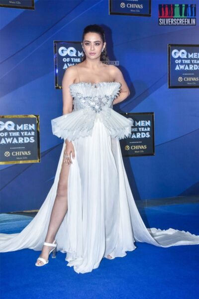 Surveen Chawla At The 'GQ Men Awards 2019'
