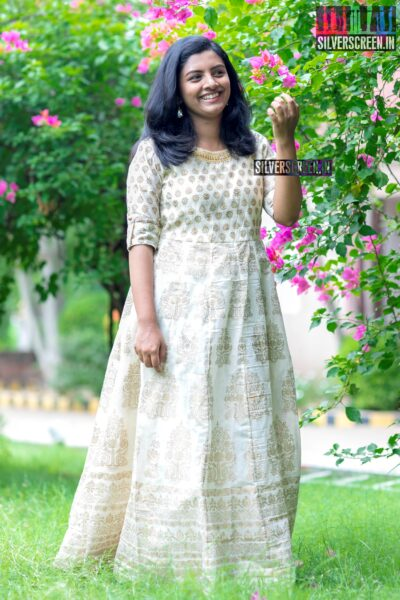 Lijomol Jose Promotes 'Sivappu Manjal Pachchai'