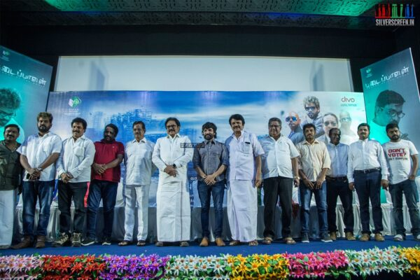 Celebrities At The 'Padaippaalan' Audio Launch