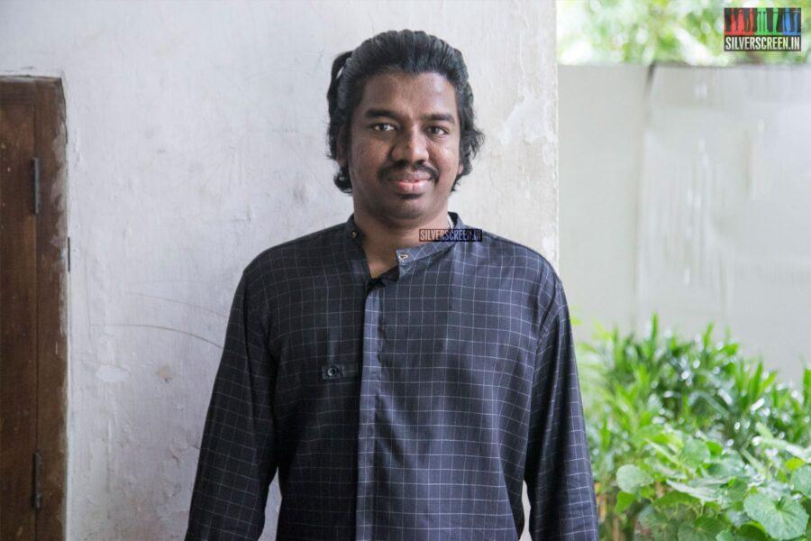 Justin Prabhakaran At The 'Nadodigal 2' Press Meet