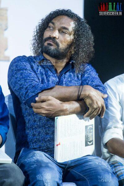 Stunt Silva At The 'Nadodigal 2' Press Meet